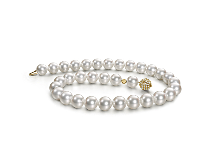 Akoya-Perlenkette - Juwelen der Meere